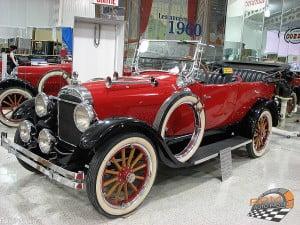 Musée de l'auto ancienne de Richmond (194)