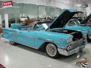 Musée de l'auto ancienne de Richmond (59)