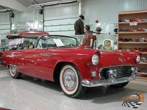 Musée de l'auto ancienne de Richmond (94)
