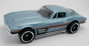 64 Corvette Sting Ray Hot Wheels
