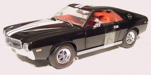 Ertl 1 18th scale 1968