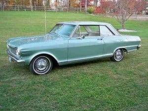 Nova 1965 ss