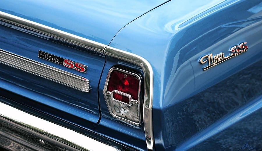 2016 Chevelle Ss >> Chevrolet Nova SS 1962 - 1965