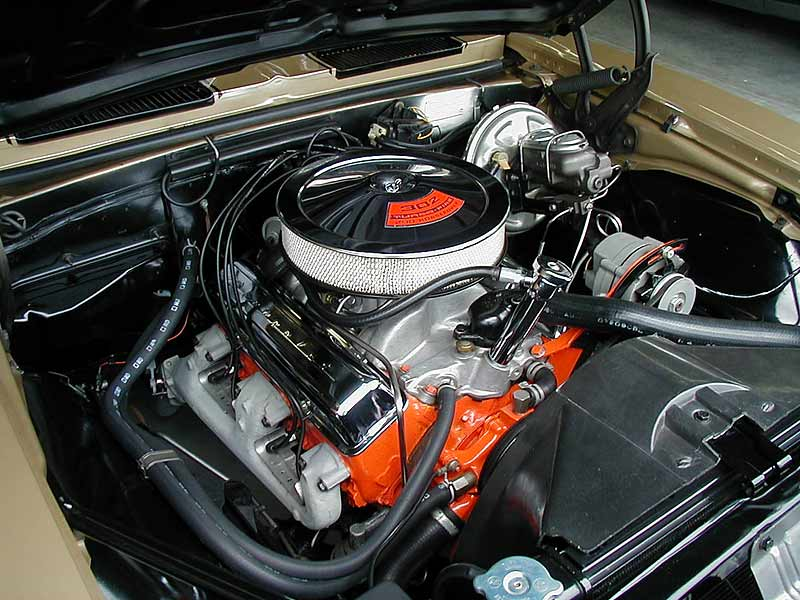 les plus grands moteurs de l'ère muscle car 1968 camaro rs engine bay diagram 67 camaro rs headlight wiring diagram #6