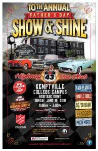 Father's Day Show and Shine @ Kemptville college campus | Kemptville | Ontario | Canada