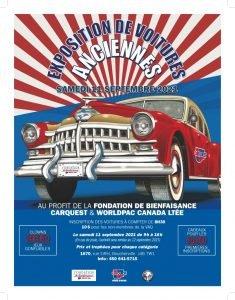 Exposition de voitures anciennes chez CARQUEST Boucherville (Annulé) @ Carquest de Boucherville | Boucherville | Québec | Canada