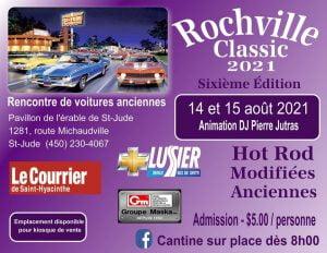 Rochville Classic @ Le Pavillon de l'érable | Saint-Jude | Québec | Canada