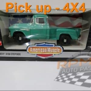 Pick-up - 4X4