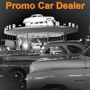 Promo Car Dealer