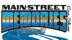 Mainstreet Memories Car Show @ Downtown Port Huron