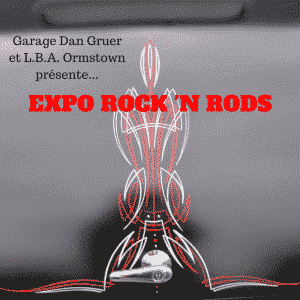 Expo Rock 'N Rods @ Ormstown