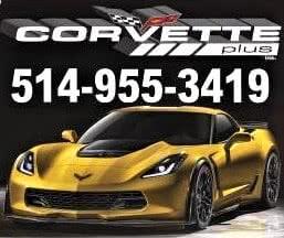 Corvette Plus inc (à vérifier) @ Corvette Plus inc.