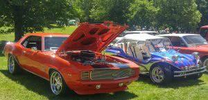 Exposition Fous des bolides à Shawinigan-Sud @ Parc de l'Hydro, à Shawinigan-Sud