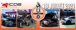 Cars On Fire 2021 @ ICAR