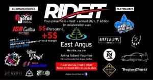 Meet Rideit East Angus @ East Angus