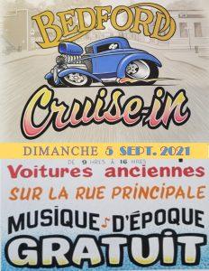 Bedford Cruise-in @ Rue principale