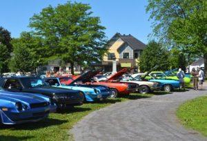 Exposition de voitures anciennes à Coteau-du-Lac (Remise au 25 septembre) @ Parc Wilson
